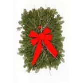 CHRISTMAS GRAVE BLANKET CHRISTMAS GRAVE BLANKET