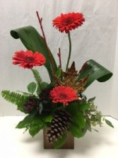 Christmas Happiness Flower Arrangement