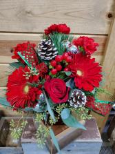 Christmas Joy Bouquet