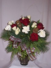 CHRISTMAS IN COLOR Christmas Greetings Prince George BC, Florists Prince George BC, Local Canada - AMAPOLA BLOSSOMS FLORIST