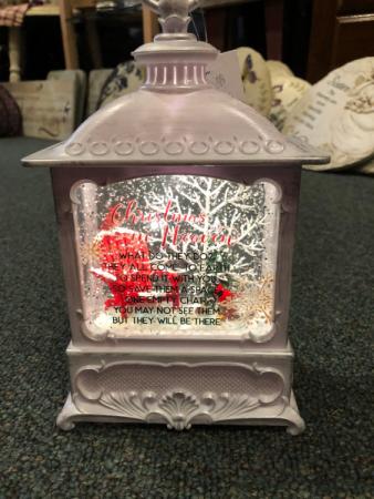 Christmas In Heaven Lantern