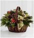 Merry little boxwood tree centerpiece