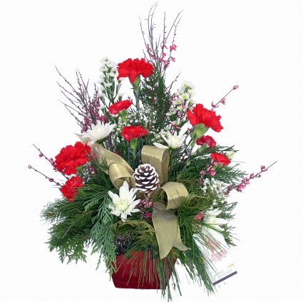 Christmas Joy Arrangement