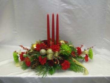 Christmas Joy Christmas centrepiece