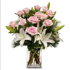 CHRISTMAS KISSES  in Moore, OK   A New Beginning Florist