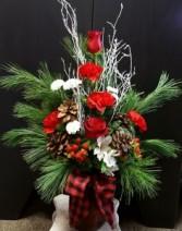 Christmas Mason Jar Christmas
