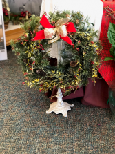 Christmas Memorial Wreath - Call To Order