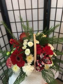 Christmas Memories  Basket