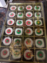 Christmas Mints Dan Smith's Candies