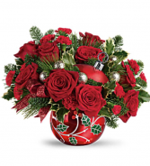 Christmas Ornament  Arrangement