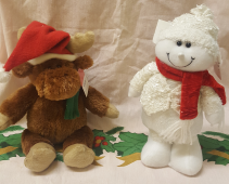 Christmas Plush Add-On