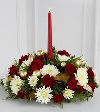 Light & Love Holiday Centerpiece