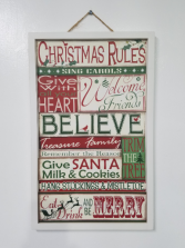 Christmas Rules!