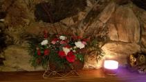 christmas Sleigh Bouquet