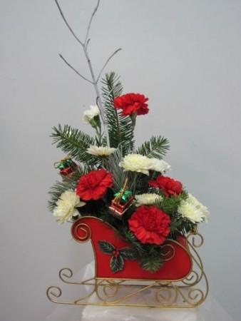 Christmas Sleigh Christmas