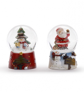 Christmas Snow Globes Gift Item