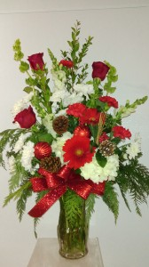 CHRISTMAS SPECIAL HOLIDAY BOUQUET