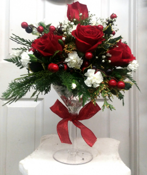 Christmas Spirits Holiday  in Mount Pleasant, TX | DESIGNS BY LISA