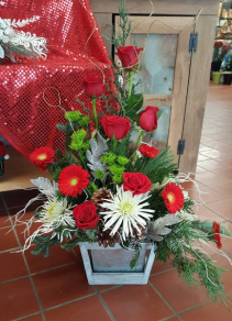 Christmas Sympathy  Arrangement