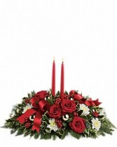 Christmas Table Arrangement Christmas Arrangement