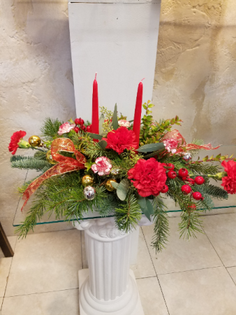 Christmas Table Celebration