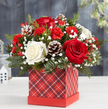 Christmas Traditions Bouquet 176967