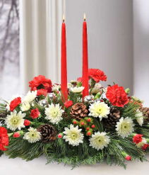 Christmas Traditions Christmas Centerpiece