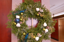 Christmas Traditions Wreath holiday