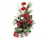 Christmas Train Novelty
