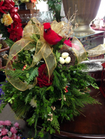 Christmas Tree Centerpiece centerpiece