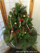 Christmas Tree Christmas arrangement