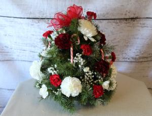 Christmas Tree Tree in Stevensville, MT | WildWind Floral Design Studio