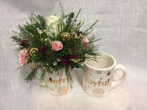 Christmas Wish Mug in Wilmore, KY | RACHEL'S ROSE GARDEN