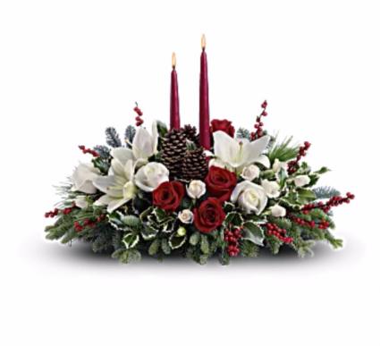 Christmas Wishes Arrangement