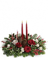 Christmas Wishes Centerpiece - Deluxe Center Piece
