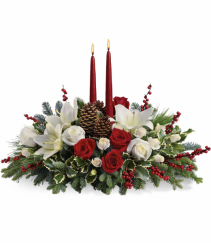 Christmas Wishes Christmas Centerpiece