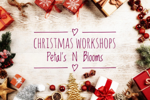 Christmas Workshops  in Calgary, AB | Petals 'N Blooms