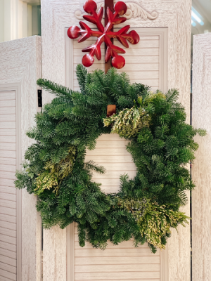 Christmas Wreath  in Sonora, CA | SONORA FLORIST AND GIFTS