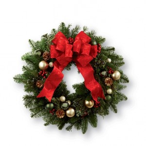 Holiday Christmas Wreath Christmas