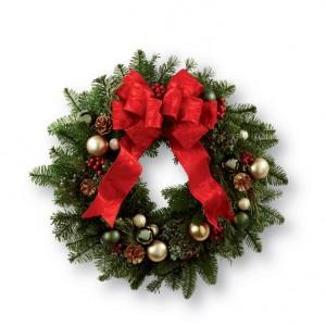 Holiday Christmas Wreath Christmas