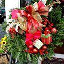 Christmas wreath Christmas wreath