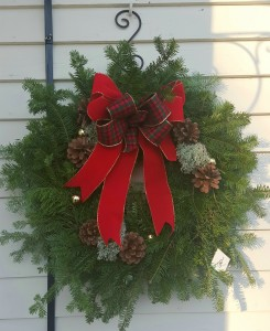 Christmas/Holiday Wreath Wreath