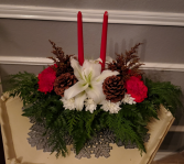 Christmas/Winter Medium Centerpiece 2
