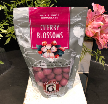 Chukar Cherries - Cherry Blossoms