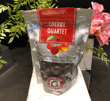 Chukar Cherries - Cherry Quartet