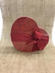CHUKAR CHERRY HEART BOX candy