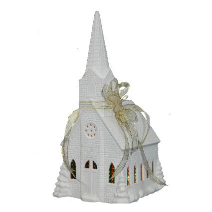 Church (Large) Ceramic Gift