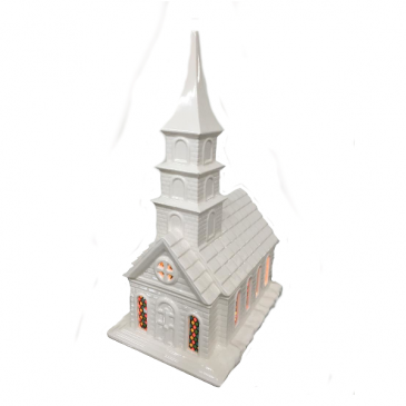 Church (Medium) Ceramic Gift