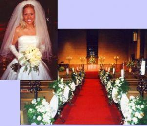 CHURCH WEDDING WEDDING