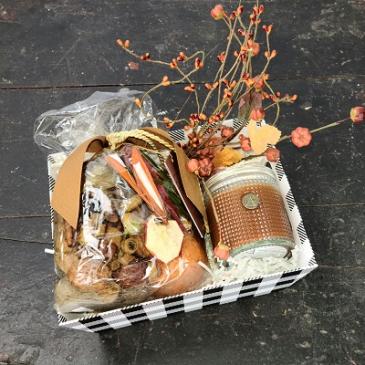 Cinnamon Cider Gift Basket Gift Basket